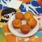 Cupcakes de laranja e cenoura (sem leite, sem ovo, sem soja)